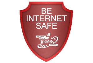 Be Internet Safe Shield