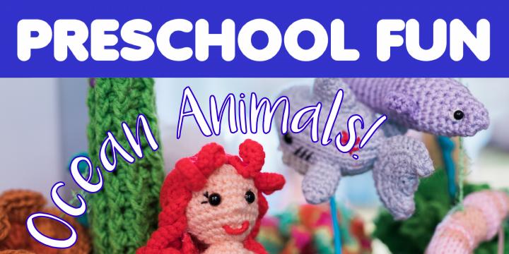 Preschool Fun: Ocean Animals!
