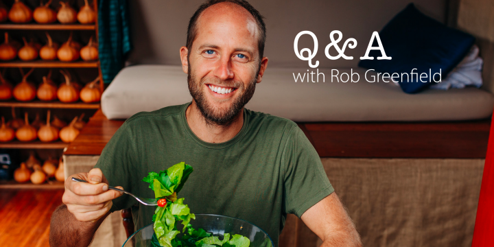 Q&A with Rob Greenfield