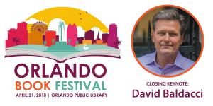 Orlando Book Festival - A Conversation with David Baldacci