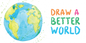 Draw a Better World Crayola Contest