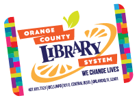 Orange County Library System library card