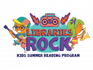 Kids Summer Reading Logo