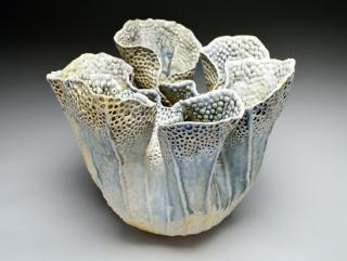 Coral Sculpture by Peggi Nadeau