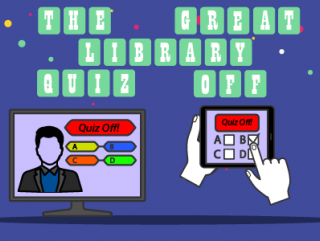 The Great Library Quiz Off!
