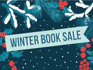 Winter Book Sale