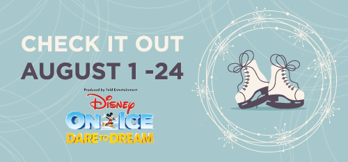 Check It Out: Disney on Ice