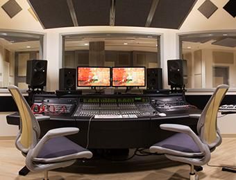 Audio Production Studio
